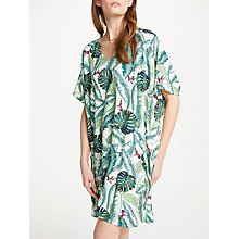 Buy Seafolly Palm Beach Kaftan, Moss Online at johnlewis.com