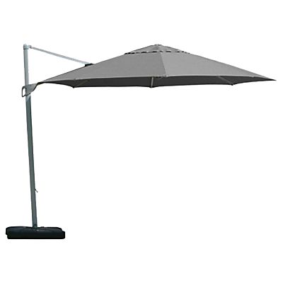 Westminster Sunshine Parasol 3.5m, Grey