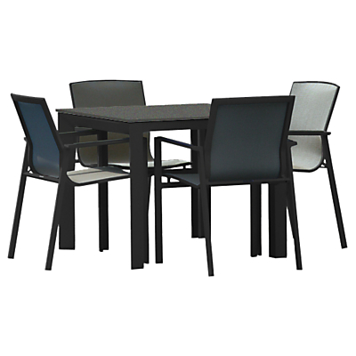 Westminster Madison Square 4 Seater Table Garden Dining Set
