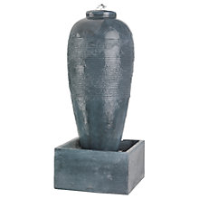 Buy Kaemingk Jar Water Feature, Small Online at johnlewis.com