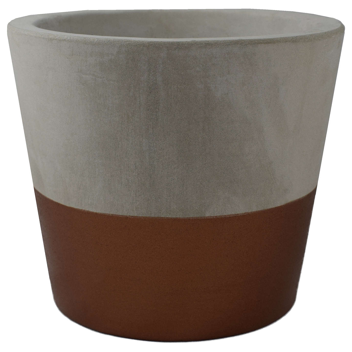 plant ceramic metaphys pinterest pin cement planter pots