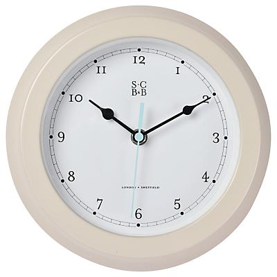 Sophie Conran Garden Clock, Cream