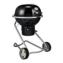 Buy John Lewis Luxury Kettle Charcoal BBQ, Black, 60cm Online at johnlewis.com