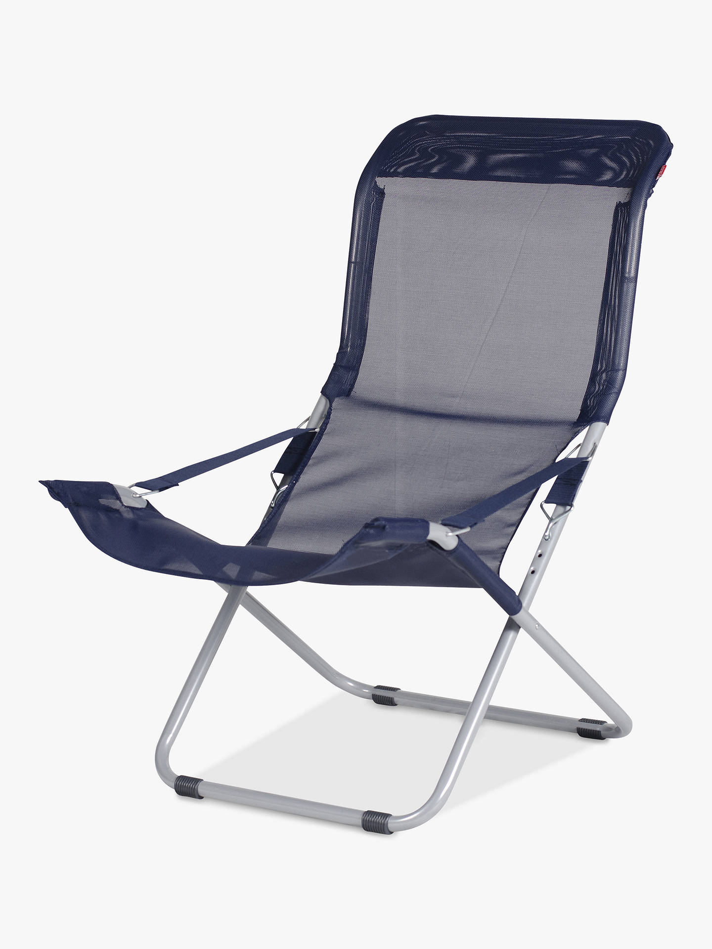 Stor Fiam Fiesta Adjustable Outdoor Chair at John Lewis & Partners LX-54