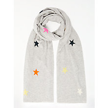 Buy Wyse London Cashmere Stars Scarf Online at johnlewis.com