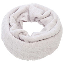 Buy Brora Cashmere Knitted Snood Online at johnlewis.com