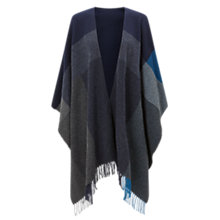 Buy Jigsaw Wool Rich Blanket Scarf, Multi Online at johnlewis.com