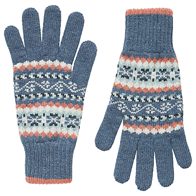 Brora Cashmere Fair Isle Gloves Review