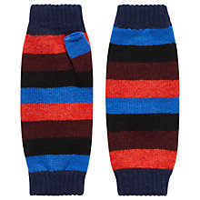 Buy Brora Cashmere Jean Gen Wristwarmer, One Size, Multi Online at johnlewis.com