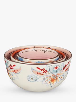 Buy Anthropologie Casana Nesting Measuring Cups, Set of 4 Online at johnlewis.com