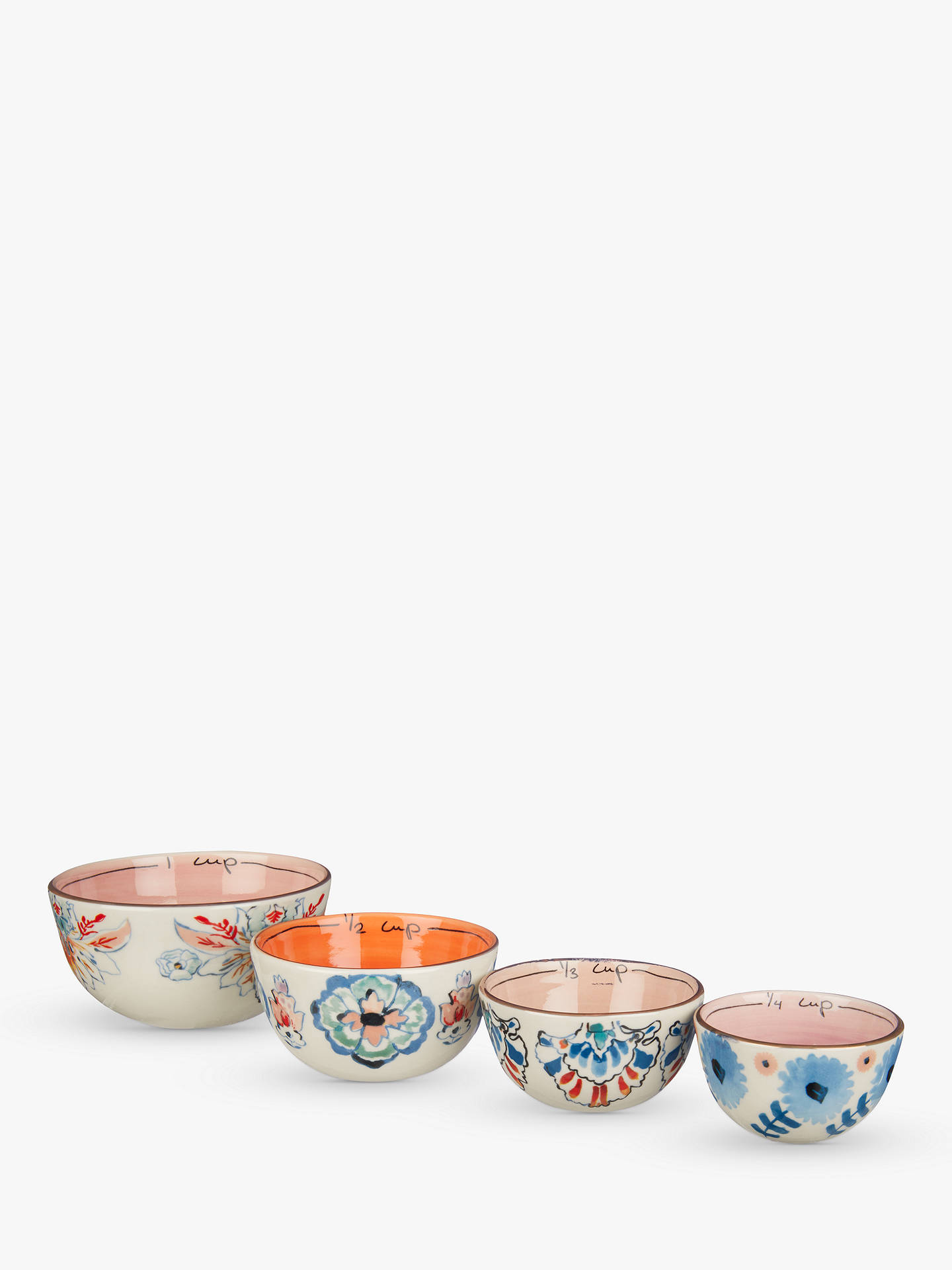 BuyAnthropologie Casana Nesting Measuring Cups, Set of 4 Online at johnlewis.com