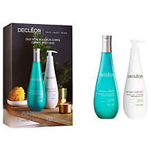 Buy Decléor Body Duo, 2 x 400ml Online at johnlewis.com