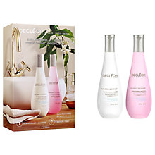 Buy Decléor Face Duo, 2 x 400ml Online at johnlewis.com