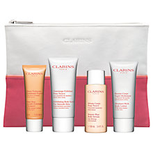 Buy Clarins Skincare Heroes Gift Set Online at johnlewis.com