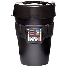 Buy KeepCup Star Wars Darth Vader Reusable 12oz Coffee Cup / Travel Mug, 340ml Online at johnlewis.com