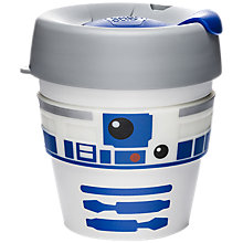 Buy KeepCup Star Wars R2-D2 Reusable 8oz Coffee Cup / Travel Mug, 227ml Online at johnlewis.com
