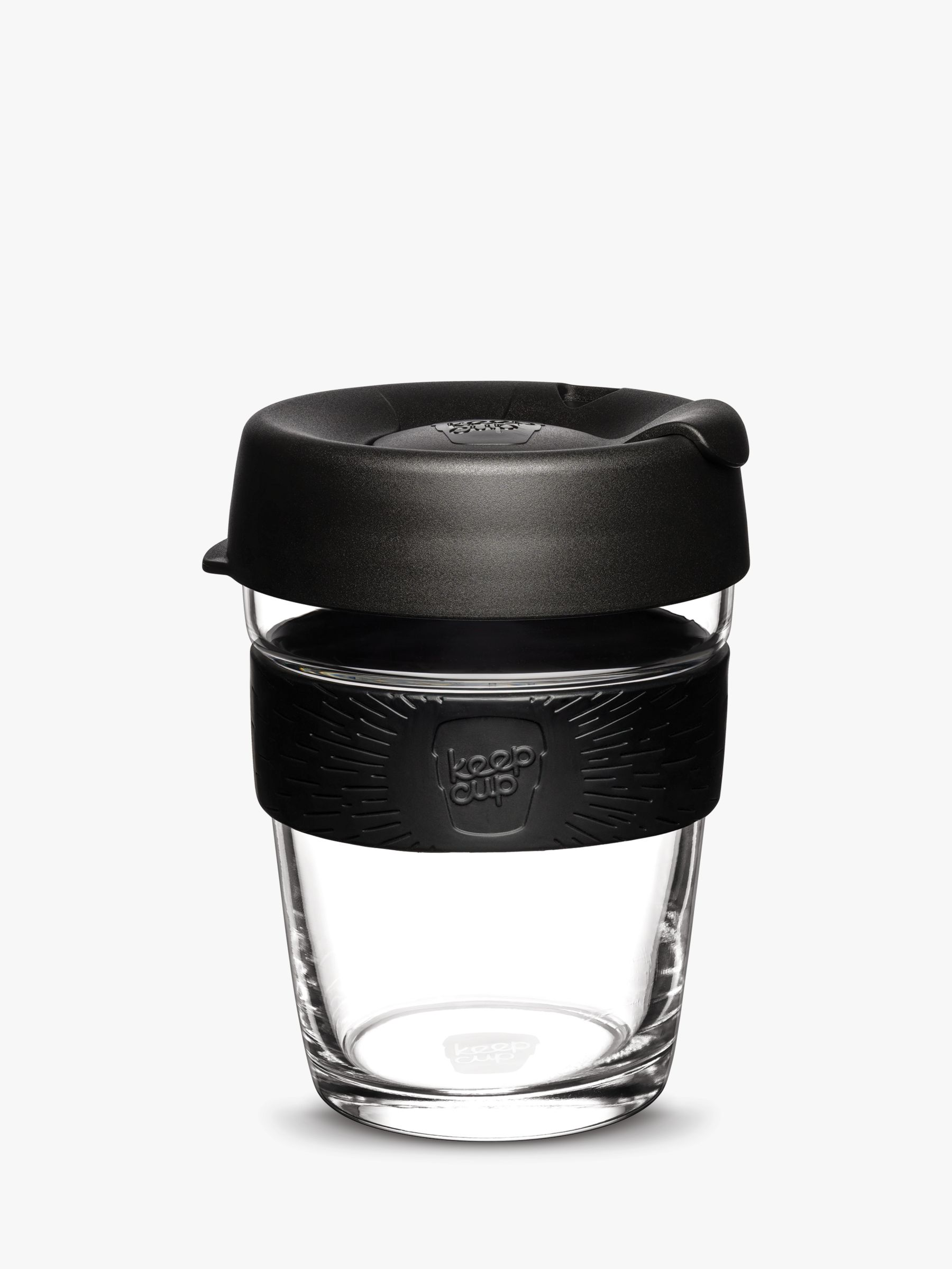 Glass Reusable Coffee Cup