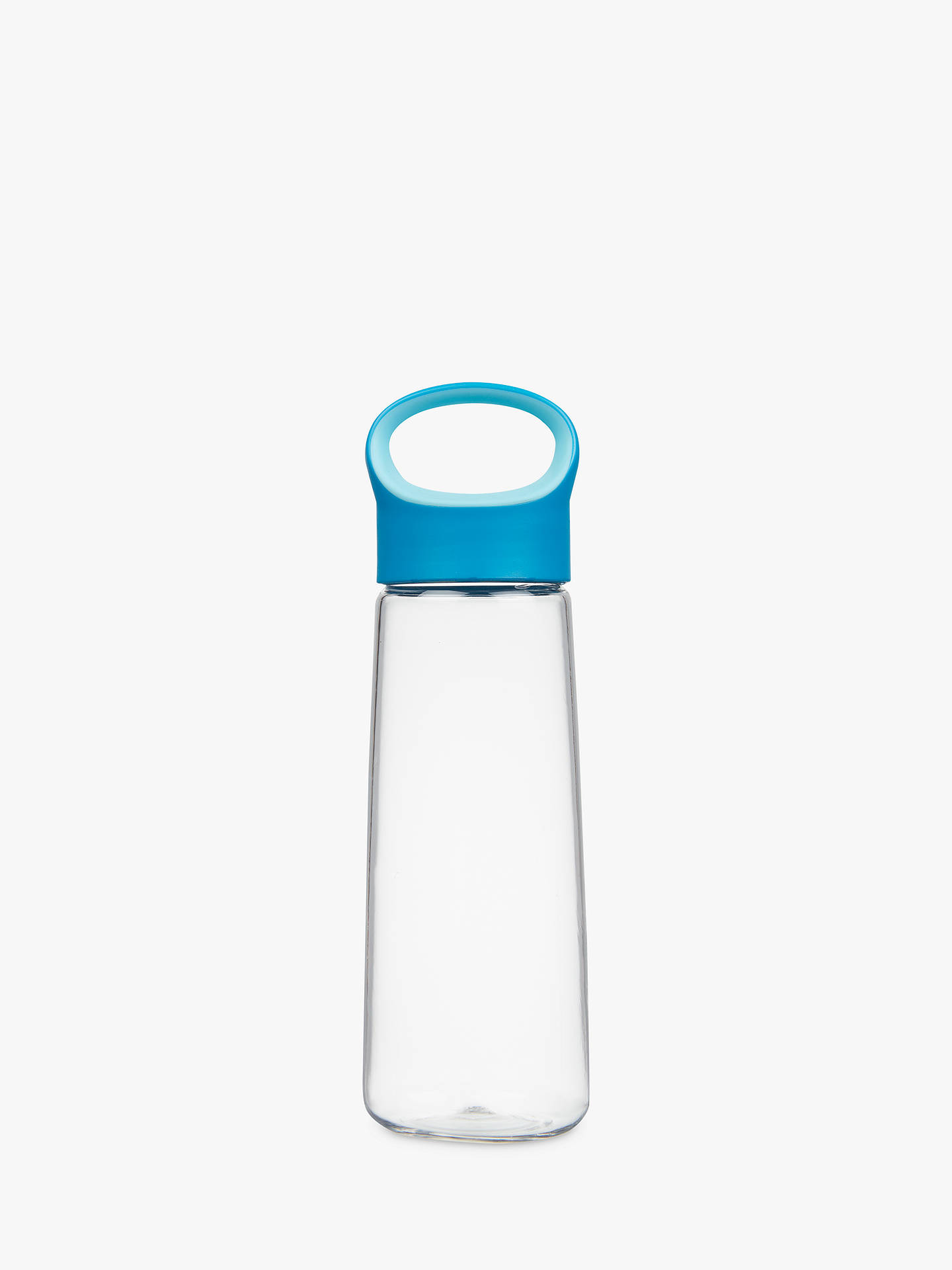 BuyJohn Lewis & Partners Drinks Bottle, 350ml, Clear/Blue Online at johnlewis.com