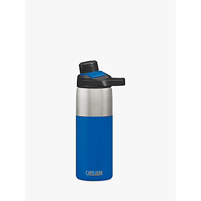 Camelbak Chute Drinks Bottle with Magnetic Handle, Blue, 600ml