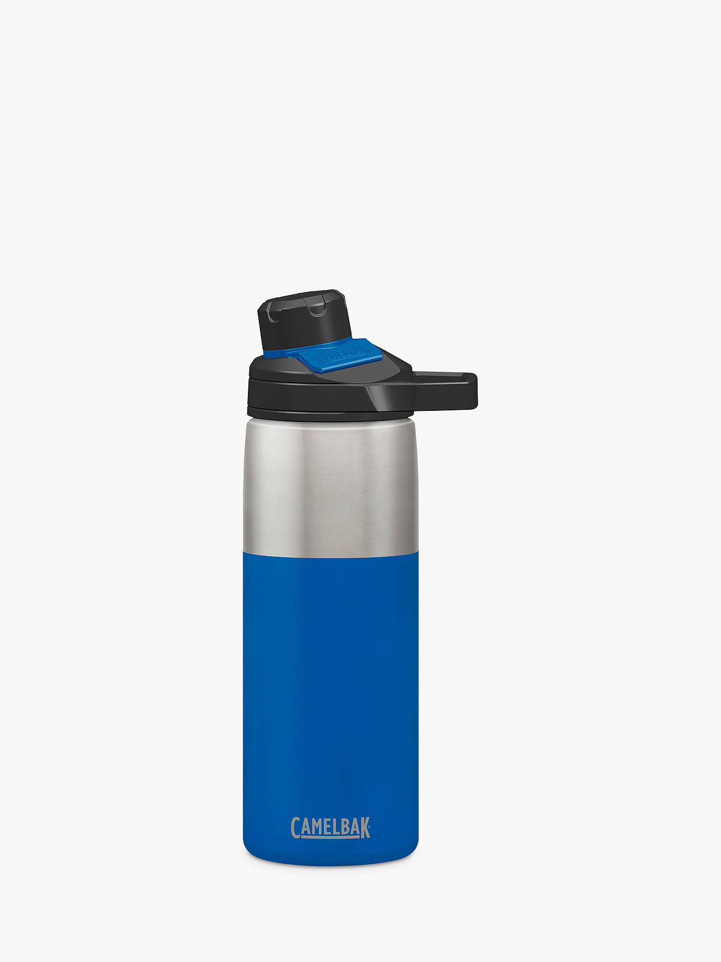 Buy CamelBak Chute Drinks Bottle with Magnetic Handle, Blue, 600ml Online at johnlewis.com