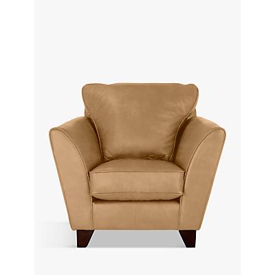 John Lewis Oslo Armchair, Dark Leg