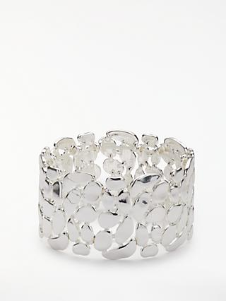 John Lewis & Partners Pebble Stretch Cuff