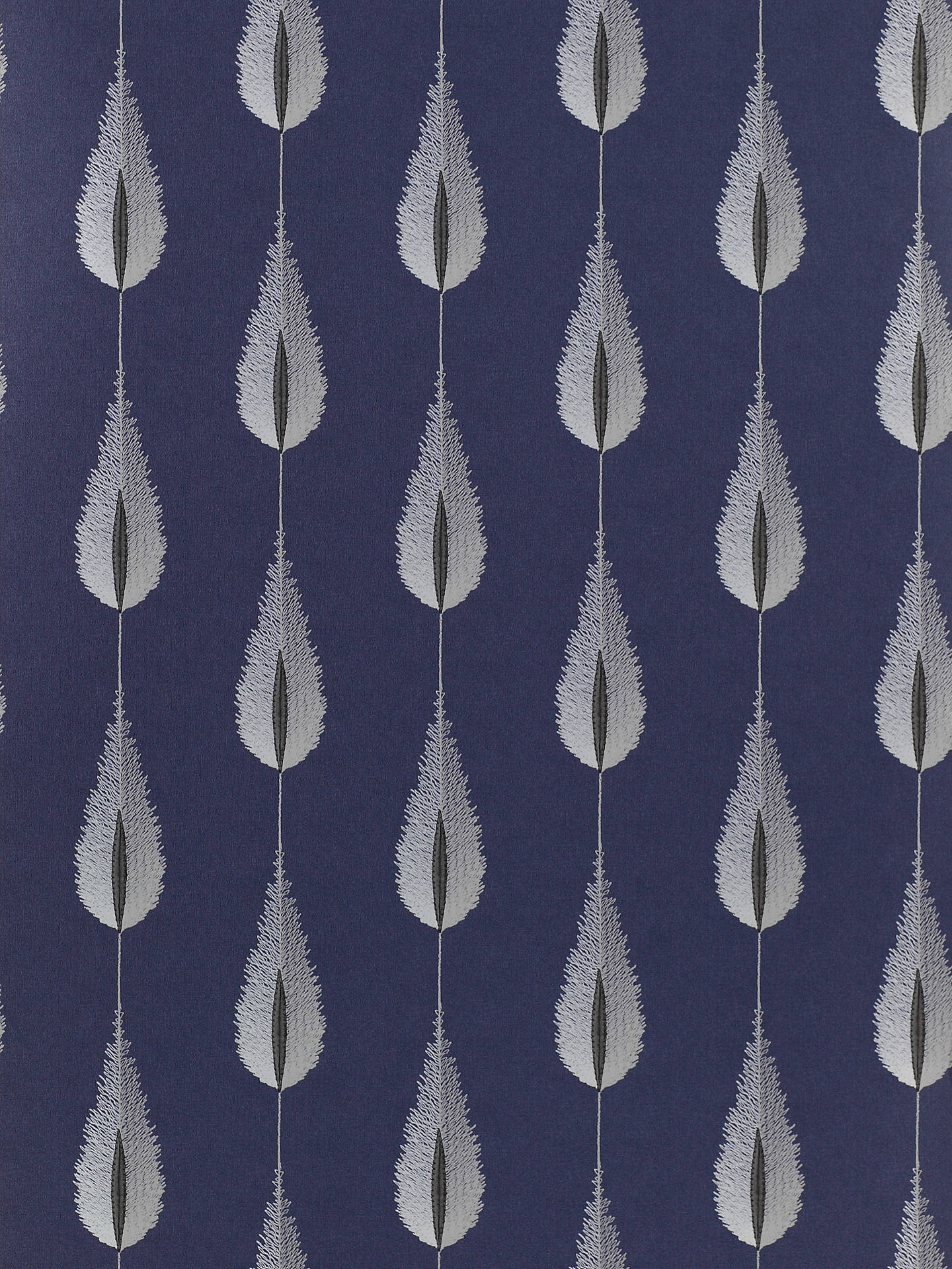 BuyJane Churchill Plato Wallpaper, Midnight J156W-01 Online at johnlewis.com