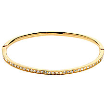 Buy Melissa Odabash Crystal Bangle Online at johnlewis.com