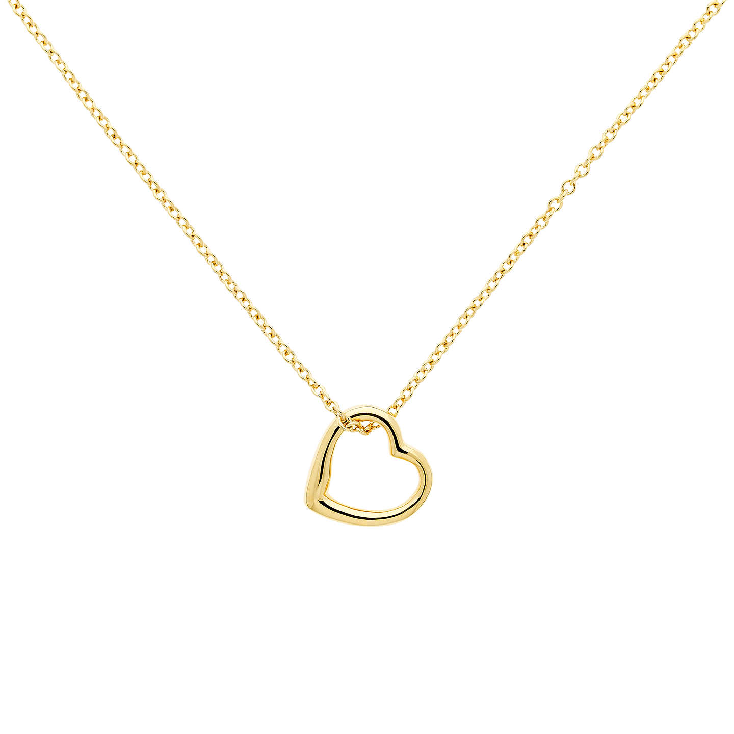 mini ph gold necklace phantasya heart