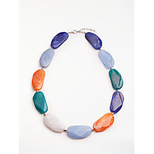 Buy John Lewis Beaded Statement Necklace Online at johnlewis.com