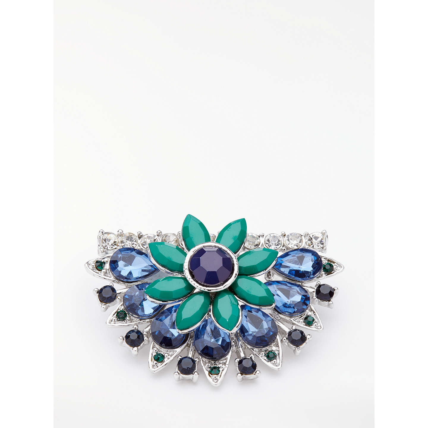 chaumet jewel luxury of sapphire brooch elegant brooches gold diamond chalcedony white and
