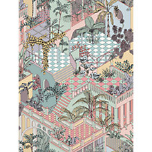 Buy Cole & Son Cow Miami Wallpaper Online at johnlewis.com