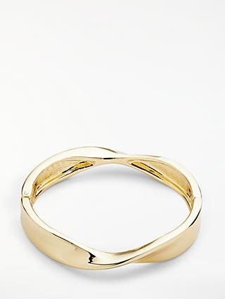 John Lewis & Partners Twist Bangle