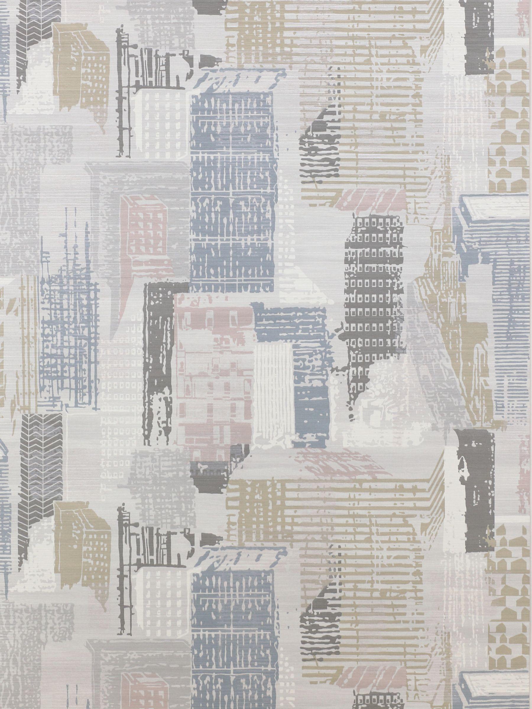 Jane Churchill Jane Churchill Cityscape Wallpaper
