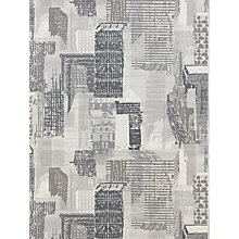 Buy Jane Churchill Cityscape Wallpaper Online at johnlewis.com