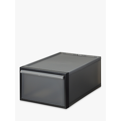 Like-It Closet 21 Storage Drawer, Grey