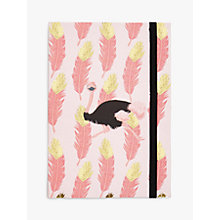 Buy Fenella Smith Ostrich Notebook Online at johnlewis.com