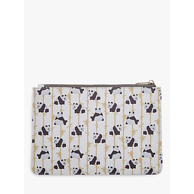 Fenella Smith Panda Clutch Bag