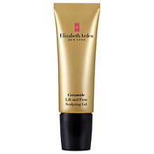 Buy Elizabeth Arden Ceramide Lift & Firm Sculpting Gel, 50ml Online at johnlewis.com