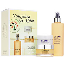 Buy Elemis Nourished Glow Collection Online at johnlewis.com