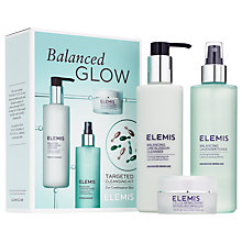 Buy Elemis Balanced Glow Collection Online at johnlewis.com