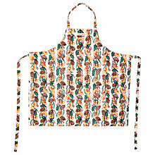 Buy Emma Bridgewater Holly Wreath and Pine Cone Apron Online at johnlewis.com