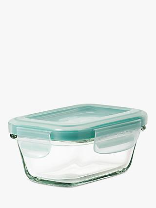 OXO Good Grips SNAP Glass Storage Container, Clear, 118ml