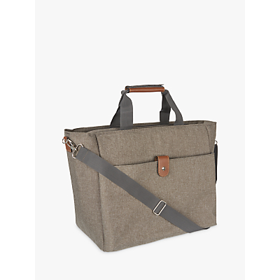 Croft Collection Picnic Tote Cooler Bag, Green