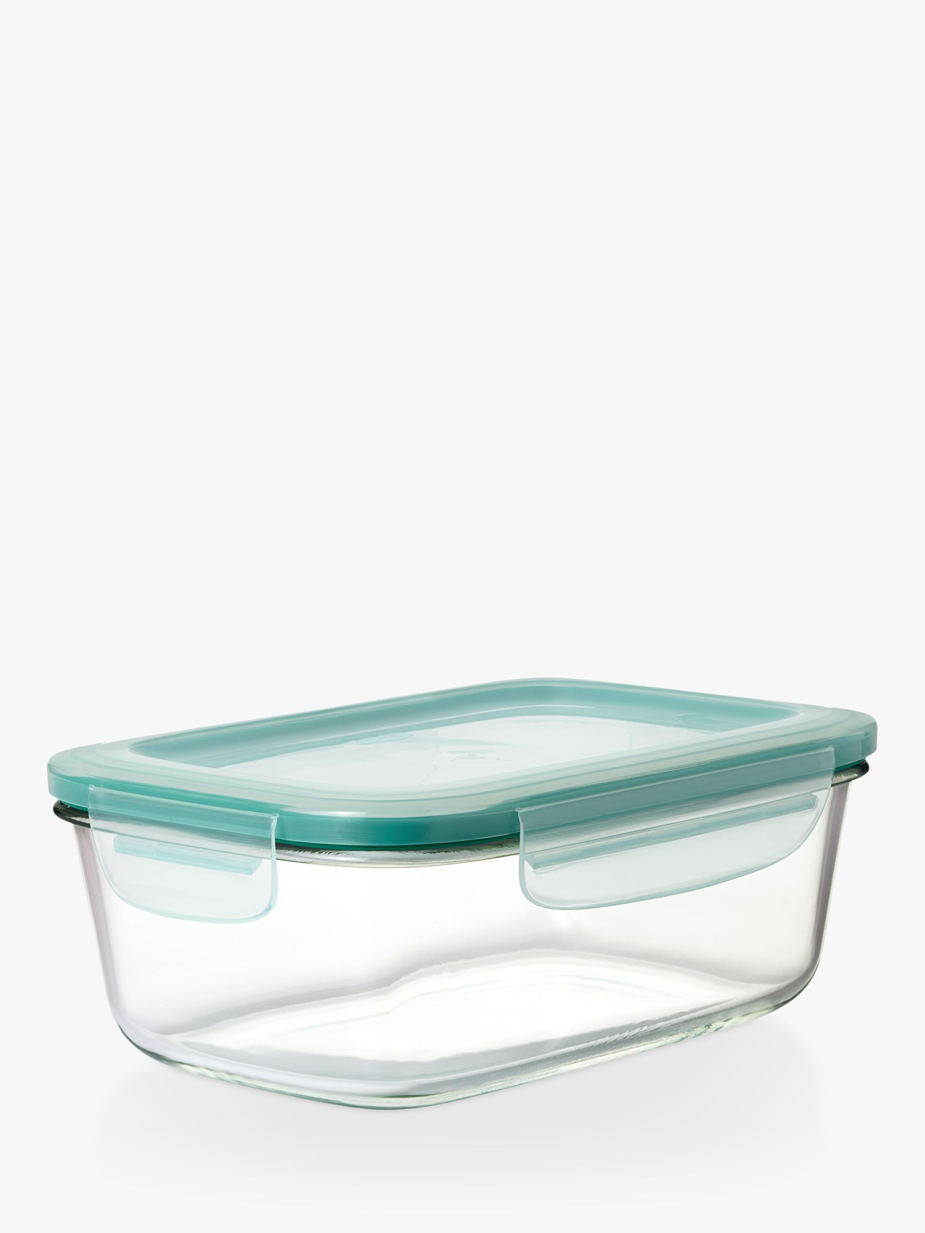 Oxo OXO Good Grips SNAP Glass Storage Container, Clear, 1.8L