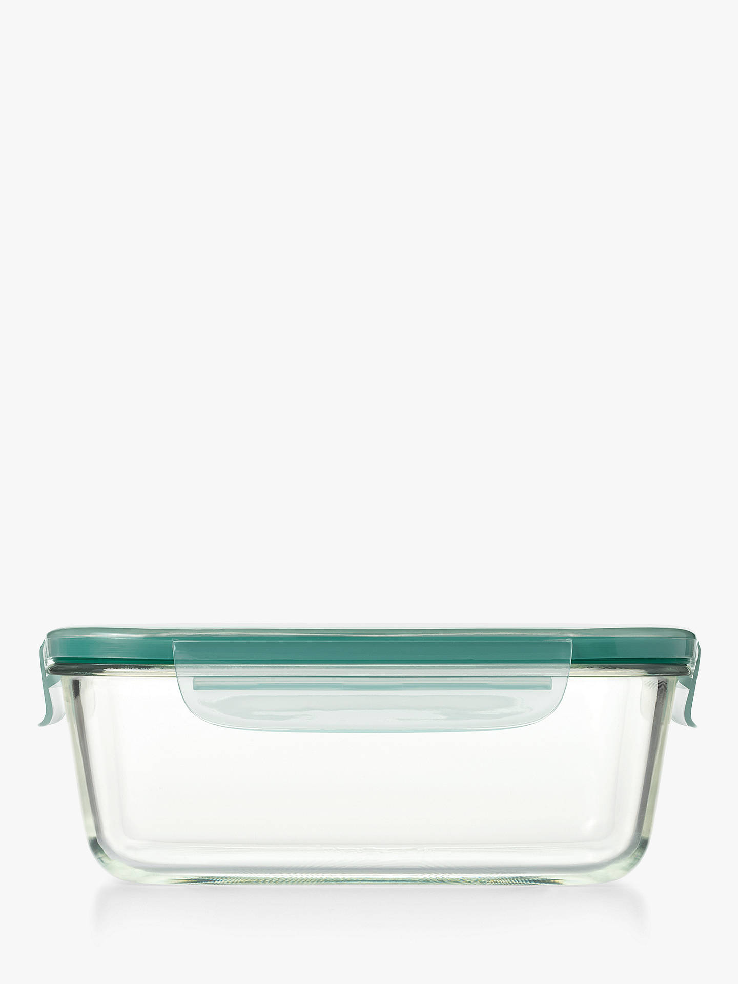 Oxo Good Grips Snap Glass Storage Container Clear 1 8l
