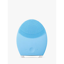 Buy FOREO Luna 2 Facial Sonic Cleansing Brush for Combination Skin Online at johnlewis.com
