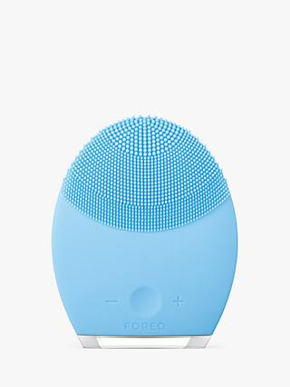 FOREO Luna 2 Facial Sonic Cleansing Brush for Combination Skin