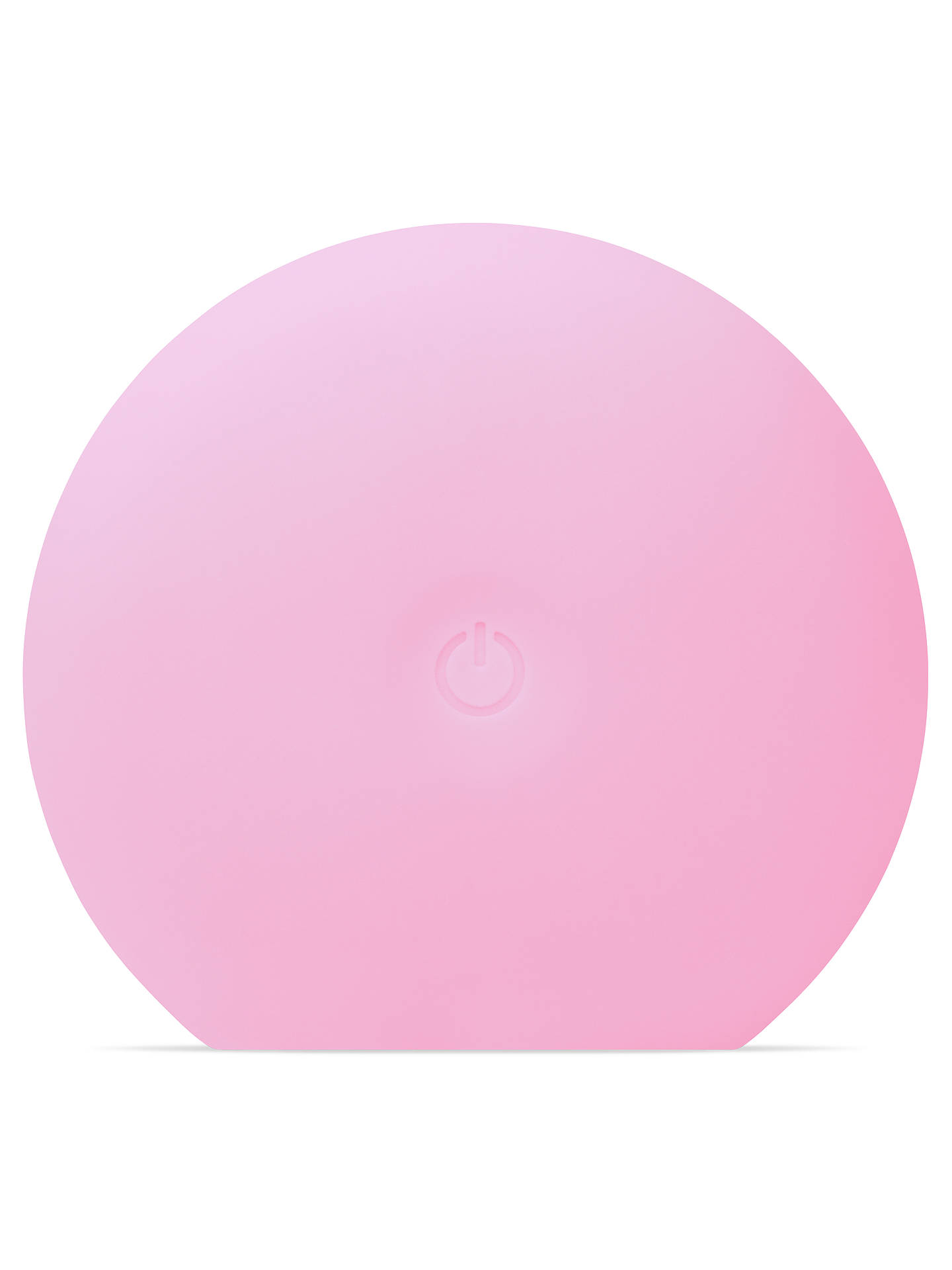 BuyFOREO Luna Play Plus Electric Facial Cleanser, Pearl Pink Online at johnlewis.com