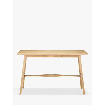 Tom Raffield Crib Console Table, Oak